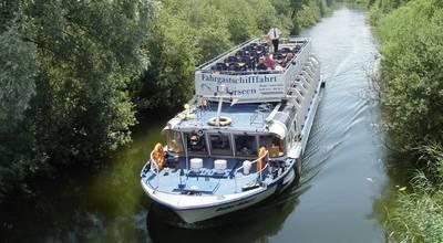 Mehr zu Fahrgastschifff Uckerseen Prenzlau