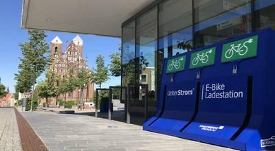 Mehr zu E-Bike - Ladestation Stadtinformation Prenzlau
