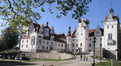 Mehr zu Schloss Boitzenburg
