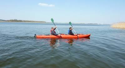 Mehr zu Bootsvermietung des Camping am Oberuckersee
