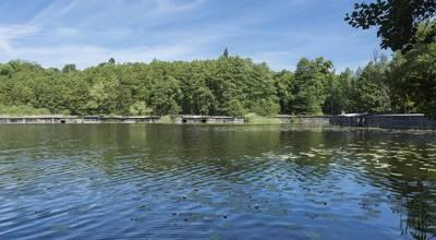 Mehr zu Boitzenburg, Küchenteich - Badestelle am Schloss Boitzenburg